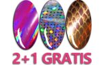 - 2+1 GRATIS Folien-Sets